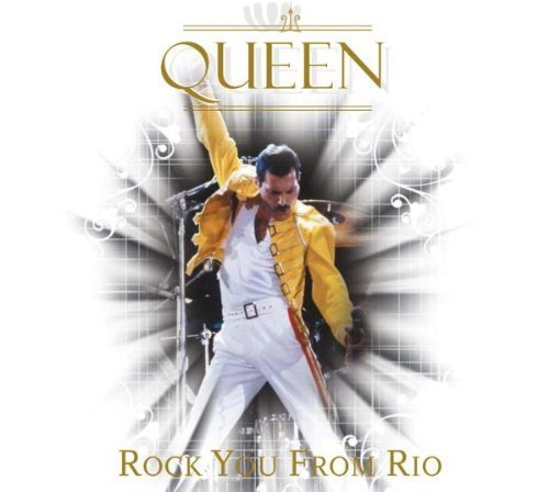 Rock You From Rio by Queen (2009) Audio CD