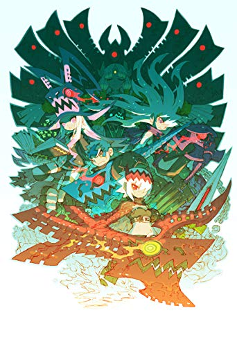 Dragon Marked For Death 限定版 - Switch (【特典】設定資料集・サウンドトラックCD &【初回生産封入特典】「雷霆の武具」ダウンロードコード & 【Amazon.co.jp限定特典】描き下ろしA4クリアファイル(おやすみ魔女) 同梱)