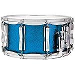 ラディック スネアドラム 【クラシック・メイプル】 7プライ・メイプルシェル 6.5×14インチ カラー:ブルー・スパークル