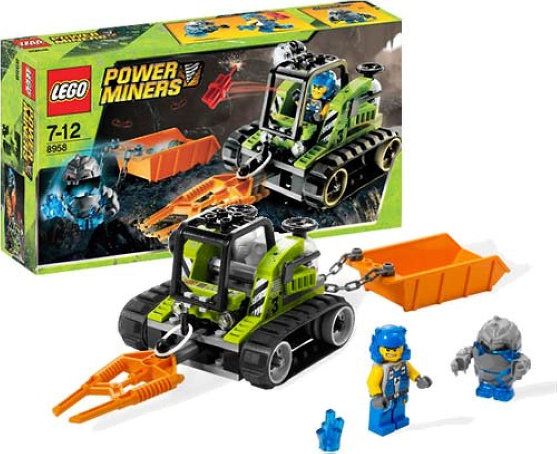 レゴ (LEGO) パワー?マイナーズ グラニット?グラインダー(パワー?マイナーズ3号) 8958