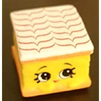 Shopkins Figure - Season 3 - Bakery - NILLA SLICE (3-018) *Common* [並行輸入品]
