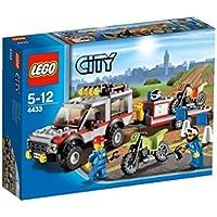 レゴ (LEGO) シティ タウン 4WDバイクキャリアー 4433