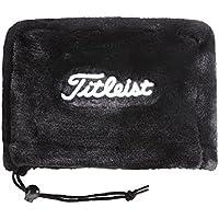 TITLEIST(タイトリスト) ヘッドカバー ボアアイアンカバー アイアン用 ユニセックス AJIC7-BK 黒  サイズ:フリー(58.5-60.5cm)