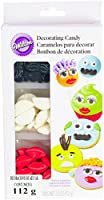 Wilton 710-1196 Icing Candy Decorating Stencil, Lips and Mustaches by Wilton