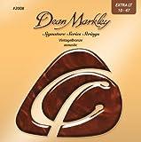 Dean Markley -ディーンマークレイ- アコースティックギター弦 Signature Series -Vintage Bronze Acoustic XL 010-047 x 1セット #2008