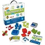 シンクファン (ThinkFun) ブレイン・ティーザーキット (A-ha! Brainteaser Kit) [正規輸入品] パズルゲーム
