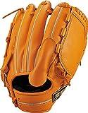 ZETT(ゼット) 野球 硬式 グラブ (グローブ) ネオステイタス ピッチャー 右投用 オレンジ(5600) LH BPGB12811