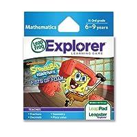 LeapFrog Leapster Explorer 学習ゲーム スポンジボブ スクエアパンツフォームの拳