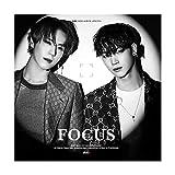 JUS2 - FOCUS (ミニアルバム) アルバム+折りたたみポスター [GOT7 UNIT]