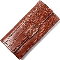 TcIFE 財布 レディース 長財布 ファスナー付 可愛い 大容量 ウォレット