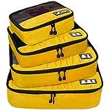 (バッグスマート)BAGSMART トラベルポーチ 4点セット ワイシャツ出張ケース オーガナイザー 旅行 ケース 整理整頓 スーツケース インナーケース