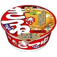 マルちゃん 赤いきつねうどん (関西) 96g×12個