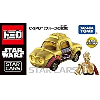 ▽トミカ スター?ウォーズ スター?カーズ(フォースの覚醒) C‐3PO TOMYトミー