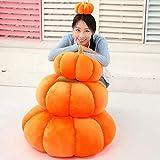 (ステキ ライフ)Suteki Life 抱き枕 ぬいぐるみ かぼちゃ クッション ハロウィン パーティー 子供 抱き枕 12 * 12cm