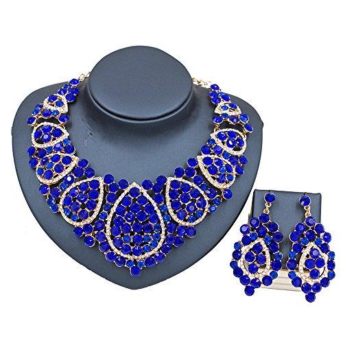 レディース女性ネックレス ファッションカラー6色のネックレス...