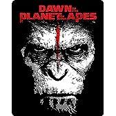 【Amazon.co.jp限定】猿の惑星:新世紀(ライジング) 3D&2D ブルーレイセット スチールブック仕様(2,500セット数量限定生産) [Blu-ray]