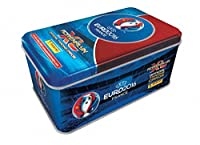 2016 UEFA EURO Collectors TIN - 8 Booster Packs + Limited Edition Card!