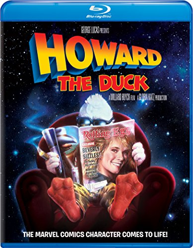 Howard the Duck / [Blu-ray] [Import]