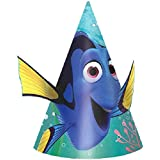 Finding Dory Cone Hats ( 8ct )