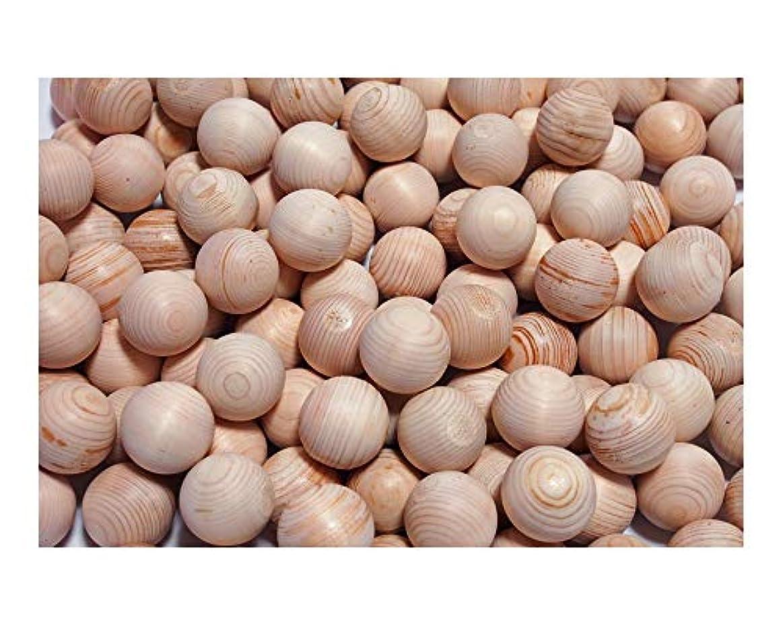 虫を数えるメイン花瓶桧 湯玉 直径35mm 500個セット