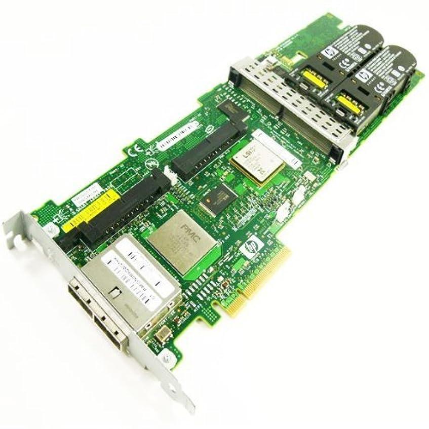 サスペンドクリークミルクHP Smart Array P800 16ポート PCI Express SAS RAIDコントローラー 512MBキャッシュ (501575-001) (認定リファービッシュ)