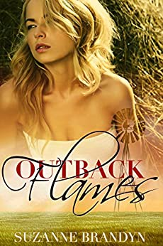 Outback Flames by [Brandyn, Suzanne]
