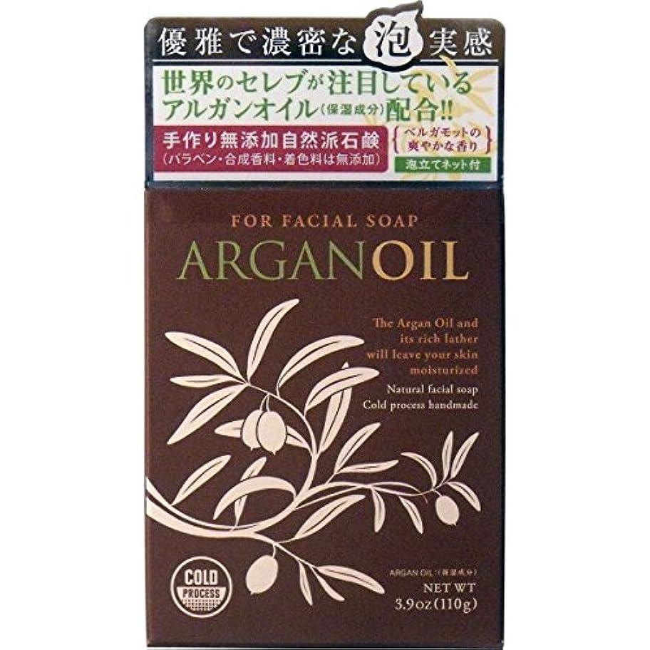 置くためにパック作成する豆腐アルガンオイル フェイシャルソープ 110g