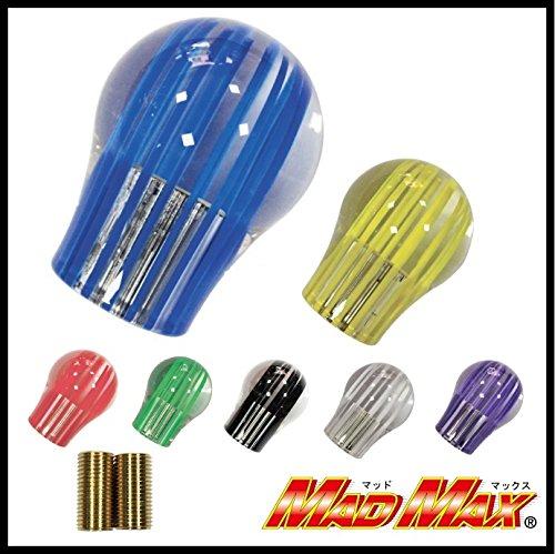 MT車用 丸型 パープルライン ショートシフトノブ MM75-0001-PU