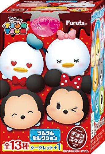 チョコエッグ ディズニー ツムツムセレクションBOX(10個いり)の詳細を見る
