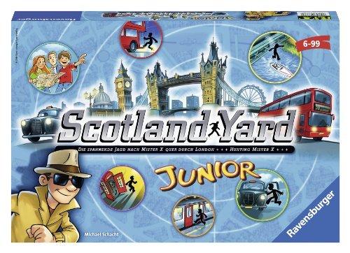 スコットランドヤードジュニア (Scotland Yard: junior) [並行輸入品] ボードゲーム