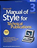 Microsoft® Manual of Style for Technical Publications, Third Edition (BPG-Other)