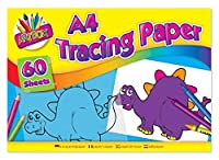 Artbox A4 tracing paper - 60 sheets by ARTBOX