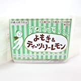 沖縄子育て良品 アロマのせっけん よもぎ (100g)