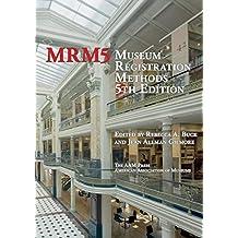 MUSEUM REGISTRATION METHODS 5EPB