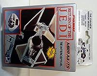 1984Star Wars Return of the Jedi mirr-a-kits Tie Interceptor