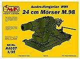 CMKレジン 1/35 第一次世界大戦 オーストリアハンガリー軍 24cm臼砲M.98 レジンキット 35CMR057