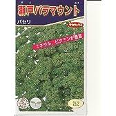 瀬戸パラマウント サカタのパセリ種です