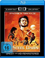 Steel Dawn - Patrick Swayze [Blu-ray] [Import allemand]