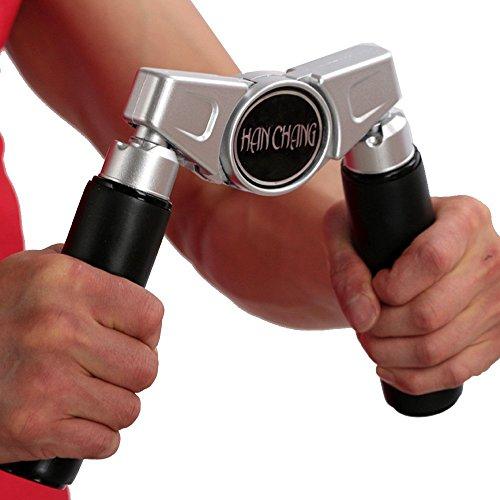 Quoll パワーリストグリップ 腕橈骨筋 を鍛えろ 筋トレ 筋トレグッズ 負荷調節可 握力