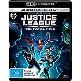 Justice League: Fatal Five BD 4K