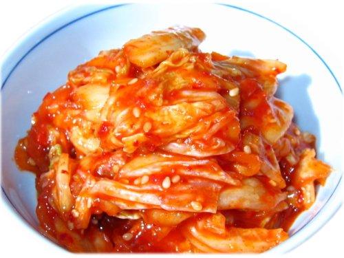 国産 キムチ 辛さ控え目 白菜キムチ ごくうまキムチ 1キロ入