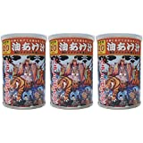 かねさ ひいふう油揚げ汁 八戸三社大祭 115g (お椀約20杯分) 計量スプーン入り 3缶パック