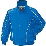 ZETT(ゼット) 野球 グラウンドコート BOG315 ブルー L