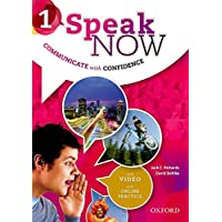 Speak Now: 1: Student Book with Online Practice
