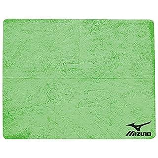 MIZUNO(ミズノ) スイムタオル 高吸水 セームタオル 85ZT75131 ライトグリーン プール 水泳