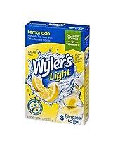 Wyler's Light To Go Drink Mix, Lemonade, 1.1 oz, (Pack of 12) by Wyler's