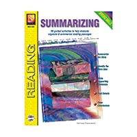 REMEDIA PUBLICATIONS REM4006 SPECIFIC READING SKILLS SUMMARIZIN-G