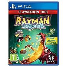 Ubisoft PLAS-30012 Rayman Legends Playstation Hits, PS4
