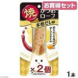 Amazon.co.jpお買得セット いなば 焼かつおローフ 本格だし味 1本 キャットフード おやつ お買い得2個入