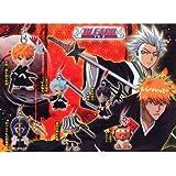 ガシャポン BLEACH-ブリーチ- BLEACH根付 斬魄刀篇 vol.2 全6種セット
